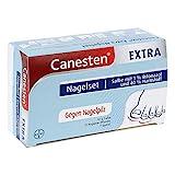 CANESTEN ExtraNagelset zur Behandlung von Nagelpilz mit Salbe, 15 Hygiene-Pflastern und Spatel,...