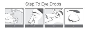 So werden Augentropfen richtig getropft