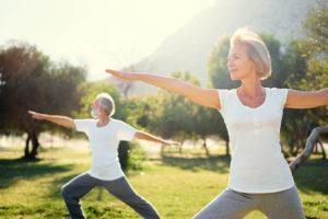 Yoga für Senioren