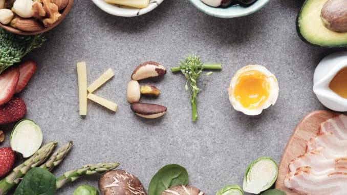 Lebensmittel für die Keto-Diät