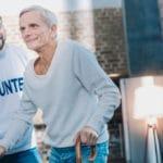 Orthopädische Gesundheitsartikel für Senioren