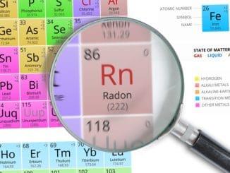 Radon im Haus ist gefährlich
