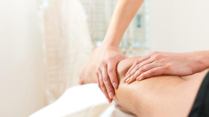 Lymphmassage