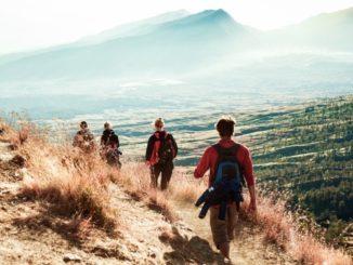 Wandern ist gut für Herz und Lunge