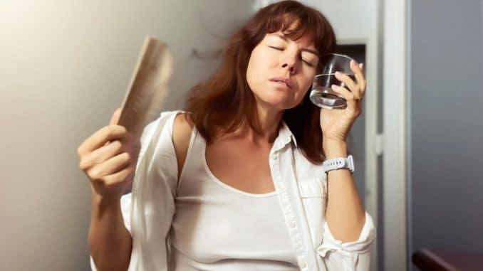 Hitzewallungen in der Menopause